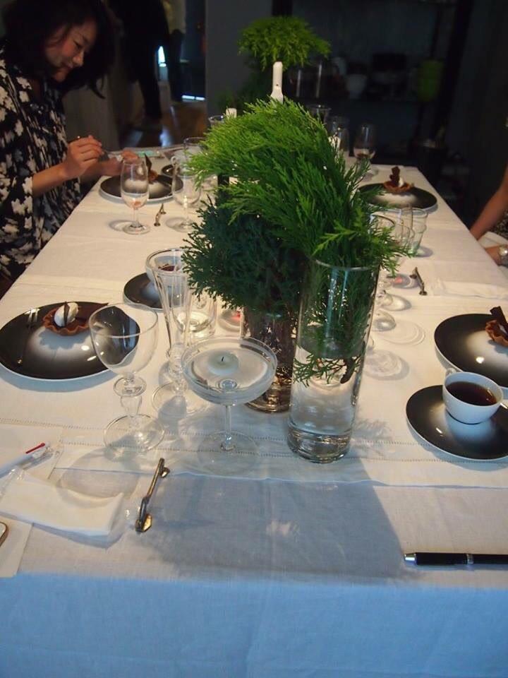 TABLE et PLUS テーブルコーディネート