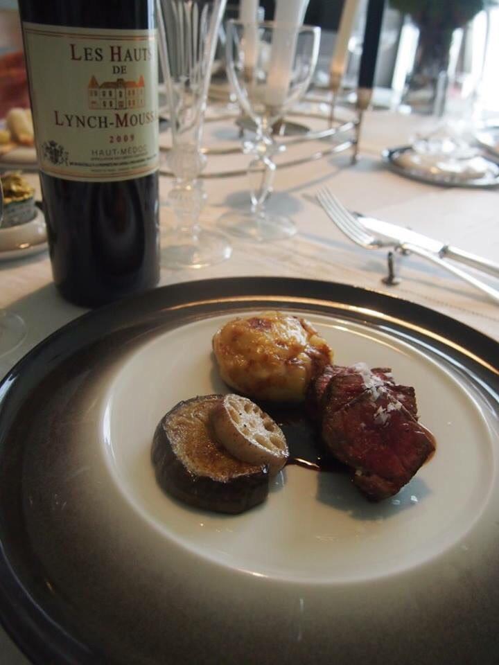 TABLEet PLUS メインのお肉料理