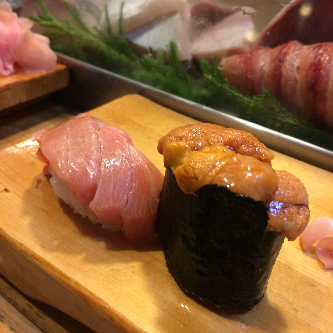 – 築地編 – メインは『大和寿司』でお寿司を….[東京滞在記 Part.5]