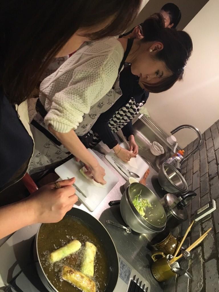清水紗智 料理教室