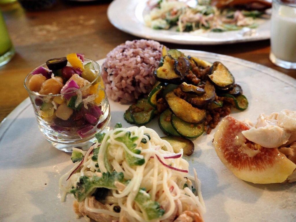 清水紗智 芦屋の料理教室