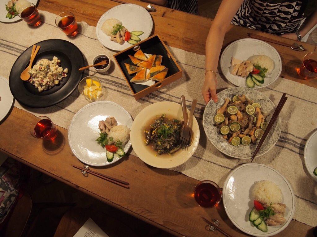 芦屋の料理教室 清水紗智
