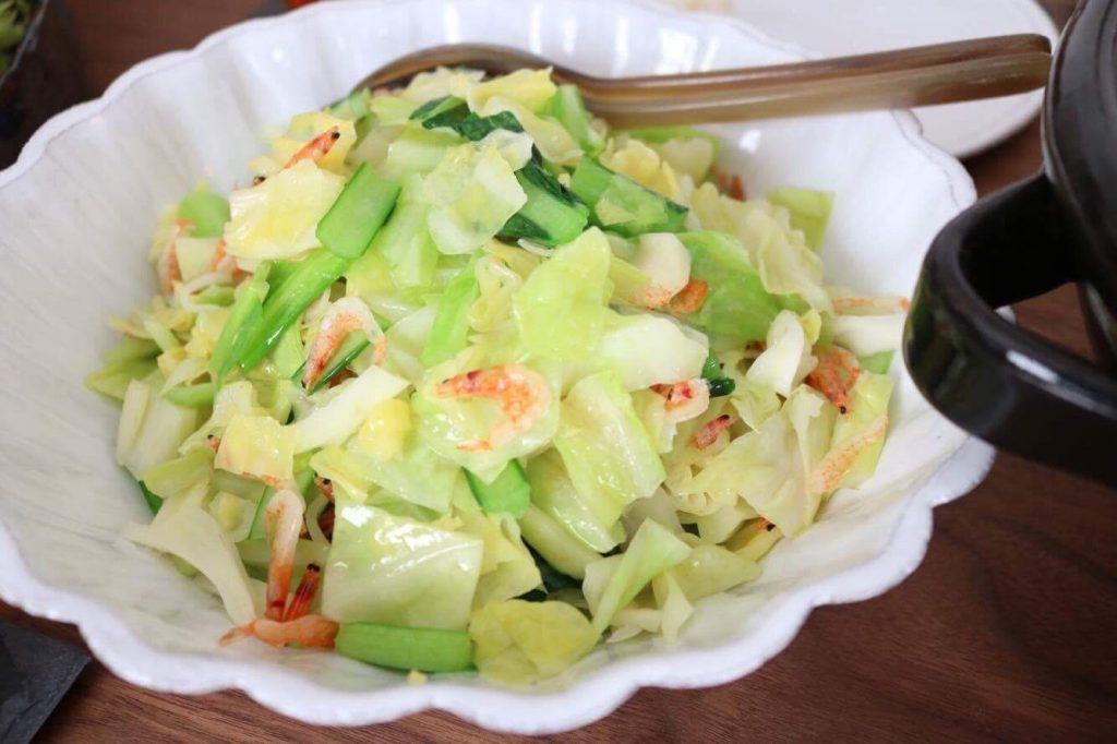 松本紗智 芦屋の料理教室 おさらいクラス