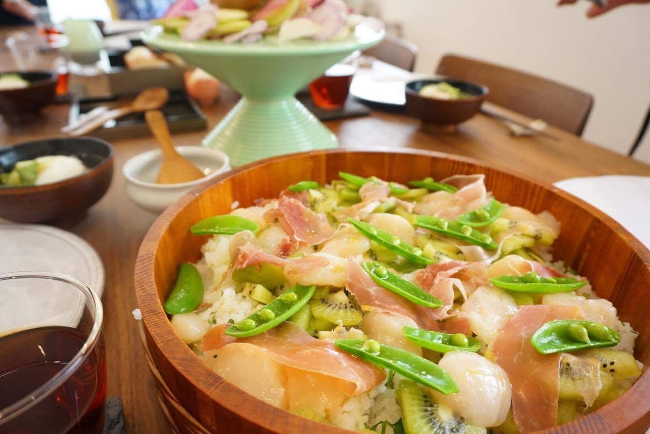 松本紗智/芦屋の料理教室